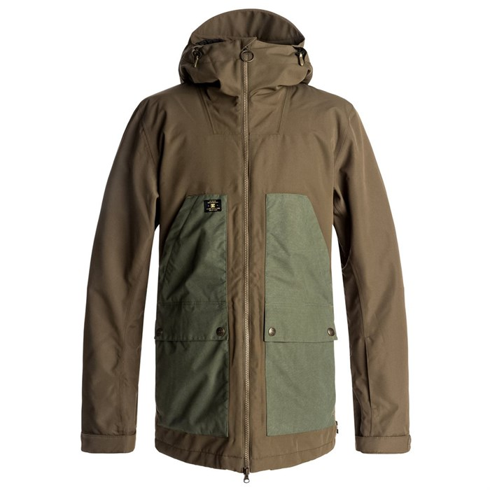 DC - Summit Jacket