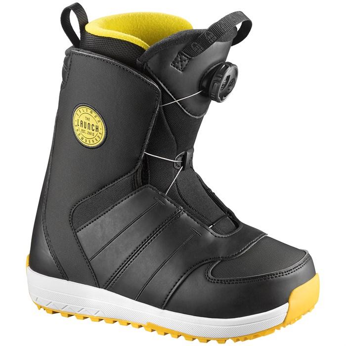 Salomon Launch Boa Jr Snowboard Boots Kids' 2018 | evo