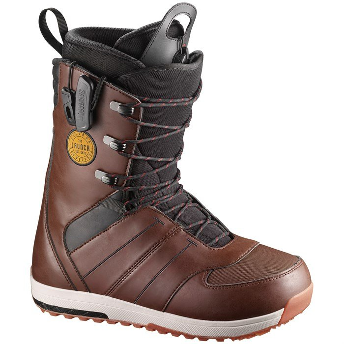 terrific value new & pre-owned designer largest selection of 2019 Salomon Launch Lace Snowboard Boots 2018