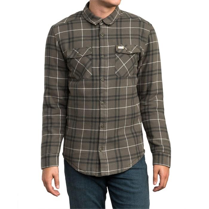 RVCA - Andrew Reynolds Plaid Flannel Shirt