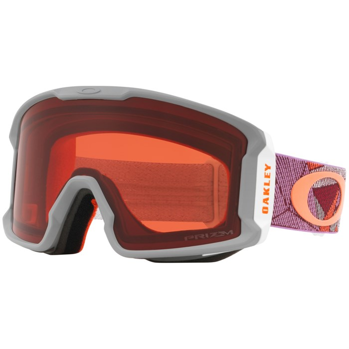 37cc79d0f2 Oakley - Line Miner XM Asian Fit Goggles ...