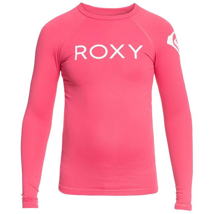 Roxy - Funny Waves Long Sleeve Rashguard - Girls'