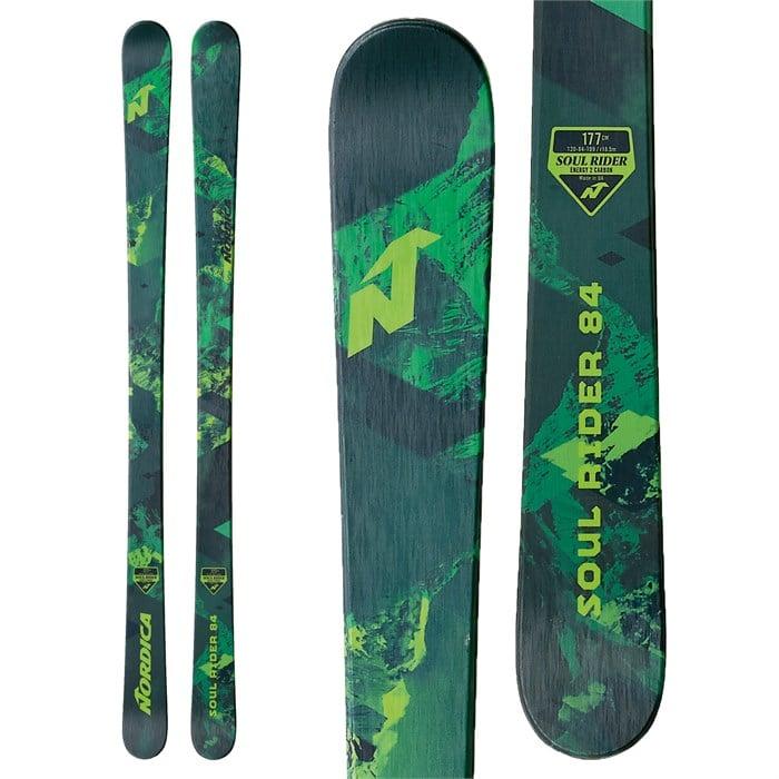 Nordica - Soul Rider 84 Skis 2018