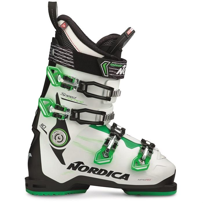 Used Ski Boots >> Nordica Speedmachine 110 Ski Boots 2018 Used Evo