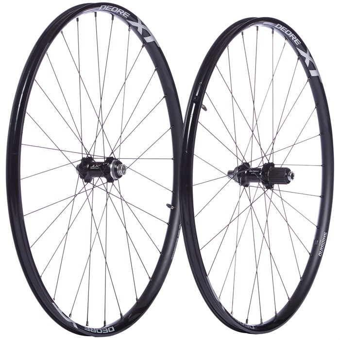 "Shimano - Deore XT WH-M8020 29"" Tubeless Trail Wheelset"