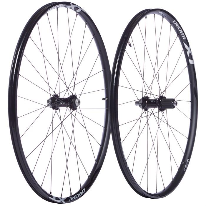 "Shimano - Deore XT WH-M8020-B 29"" Tubeless Trail Wheelset"