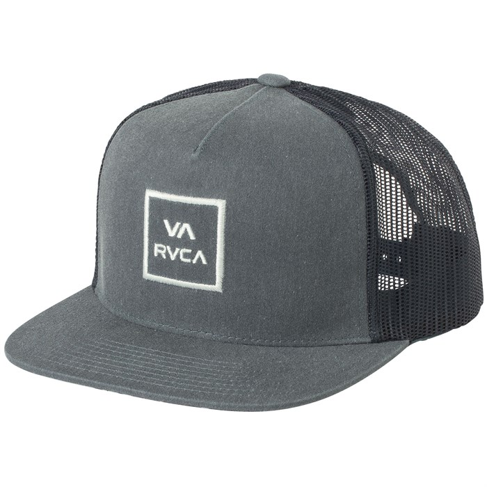 RVCA - All The Way Trucker Print Hat