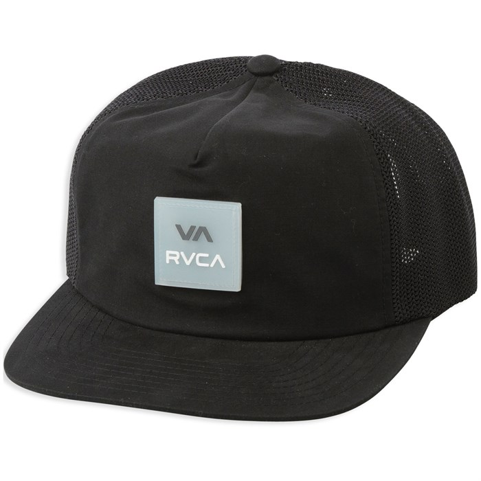 RVCA - All The Way Trucker Deluxe Hat