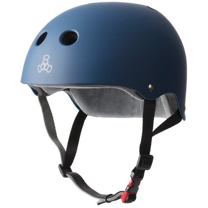 Triple 8 - The Certified Sweatsaver Skateboard Helmet