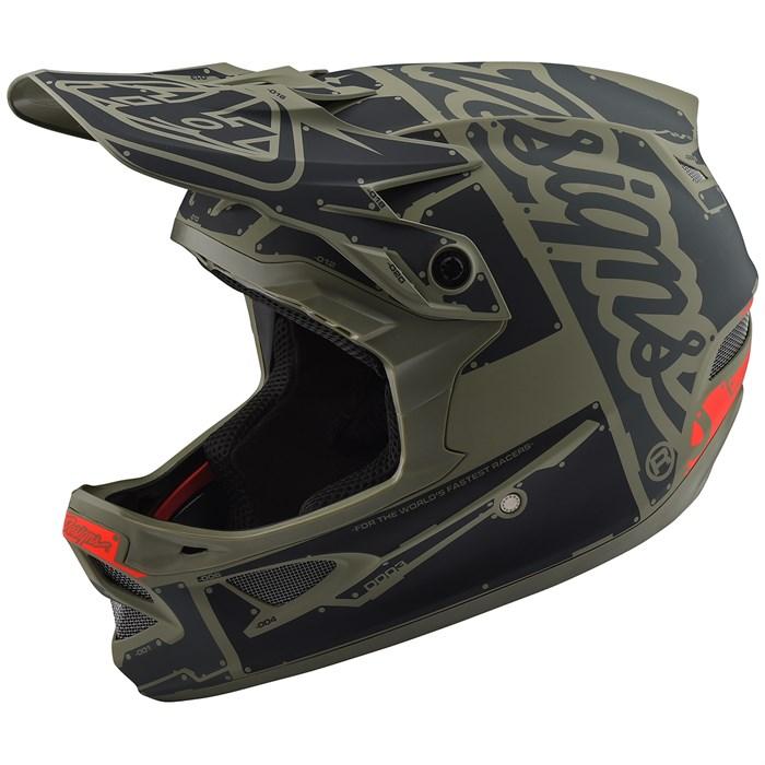 Troy Lee Designs - D3 Fiberlite Bike Helmet