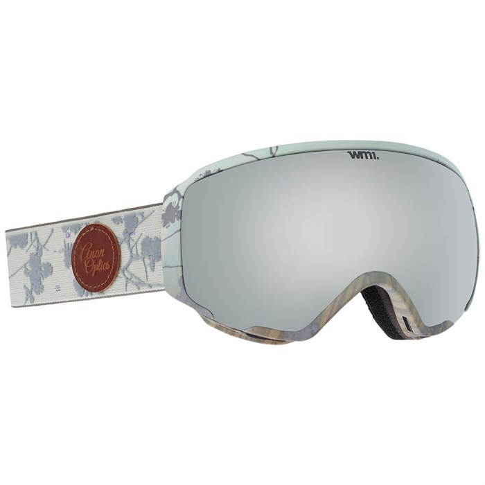 824f0246a2ca Anon - WM1 MFI Asian Fit Goggles + Spare Lens - Women s ...