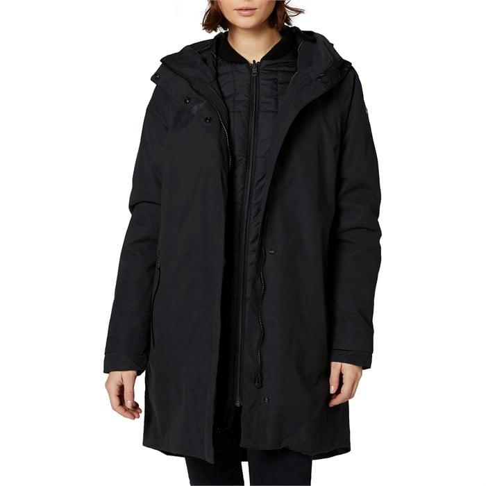releasedatum: tinten van outlet winkel Helly Hansen Helsinki 3-IN-1 Raincoat - Women's