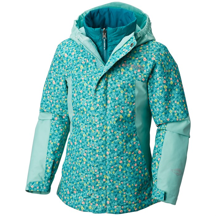 Columbia - Whirlibird II Jacket - Girls'