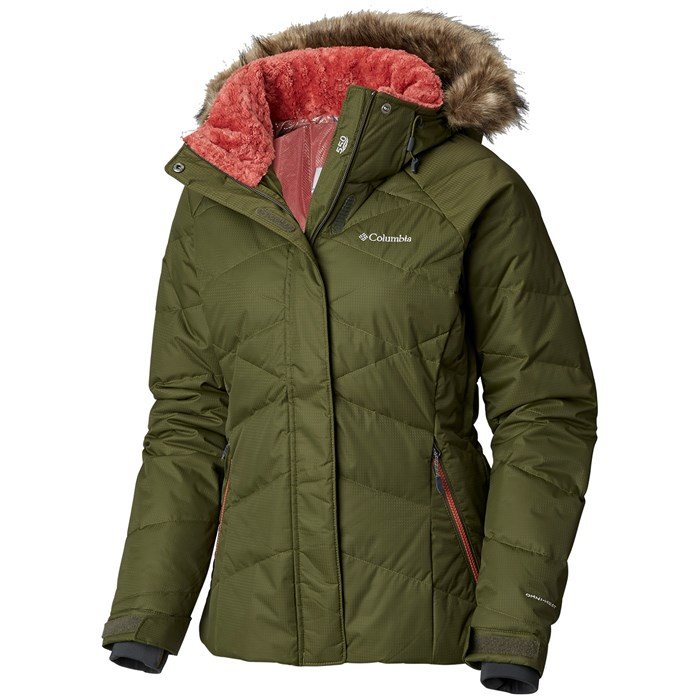 Columbia - Lay D Down II Jacket - Women's