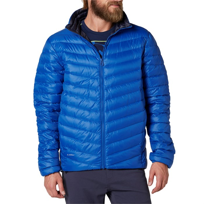 Helly Hansen Mens Verglas Down Insulator Puffy Jacket