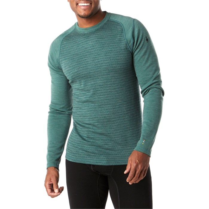 Smartwool - Merino 250 Pattern Baselayer Crew Top