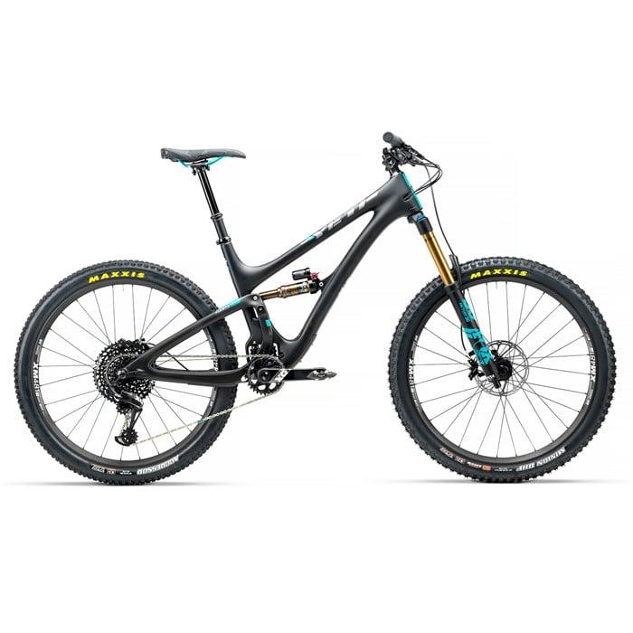 Yeti Cycles - SB5 TURQ LR X01 Eagle Complete Mountain Bike 2018