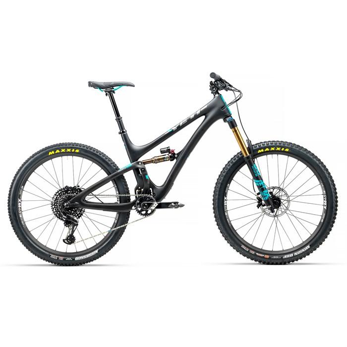Yeti Cycles - SB5 TURQ LR X01 Eagle Complete Mountain Bike 2018 - Used