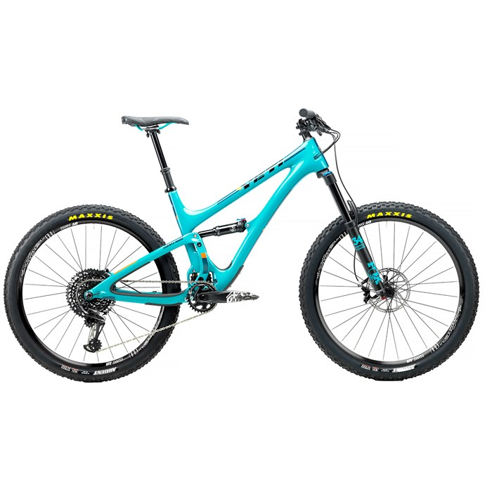 Yeti Cycles - SB5 Carbon GX Eagle Complete Mountain Bike 2018