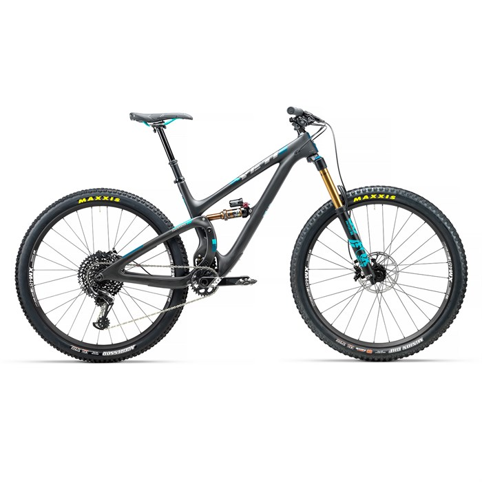 Yeti Cycles - SB5.5 TURQ X01 Eagle Complete Mountain Bike 2018