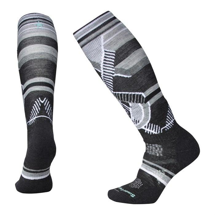Smartwool - PhD Ski Medium Pattern Socks - Women's