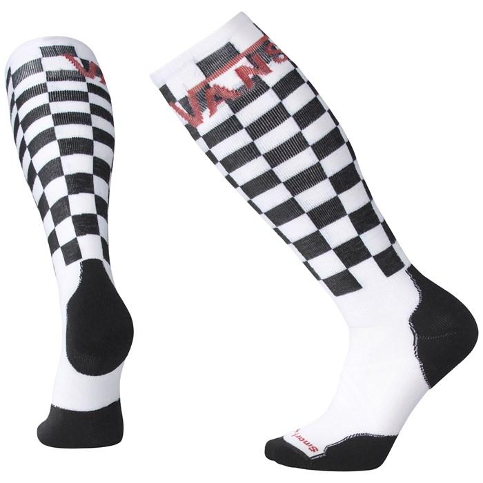 Smartwool - PhD® Slopestyle Medium Vans Checkerboard Socks