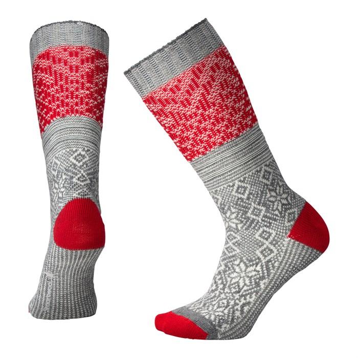Smartwool - Snowflake Flurry Socks - Women's