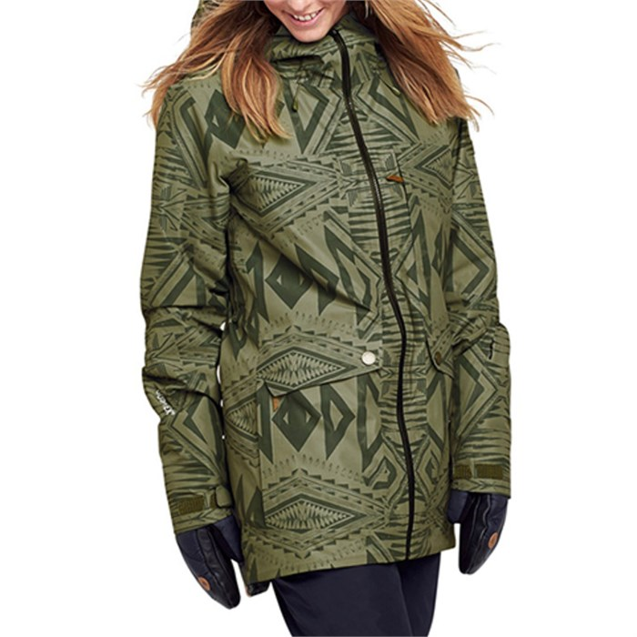 Roxy - Glade Printed GORE-TEX 2L Jacket - Women's