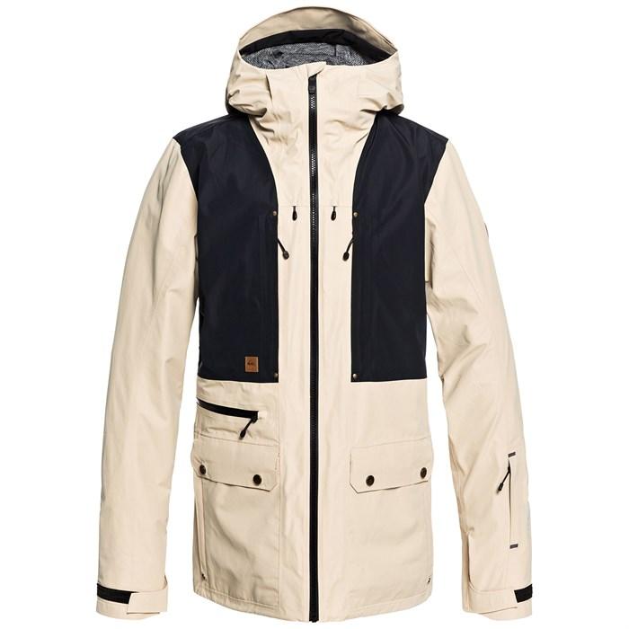 Quiksilver - Black Alder 2L GORE-TEX Jacket