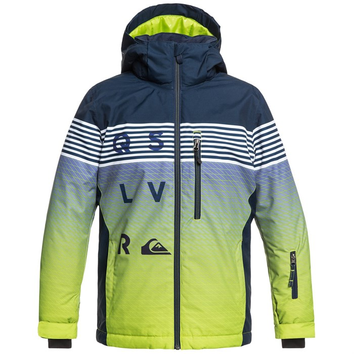 Quiksilver - Mission Engineered Jacket - Boys'
