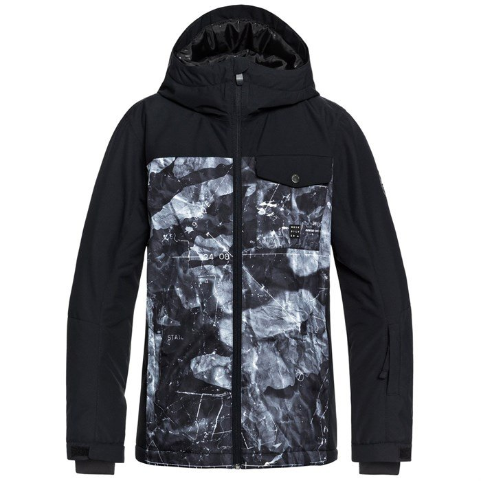 Quiksilver - Mission Block Jacket - Boys'