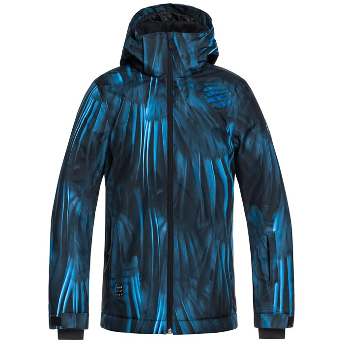 Quiksilver - Mission Printed Jacket - Boys'