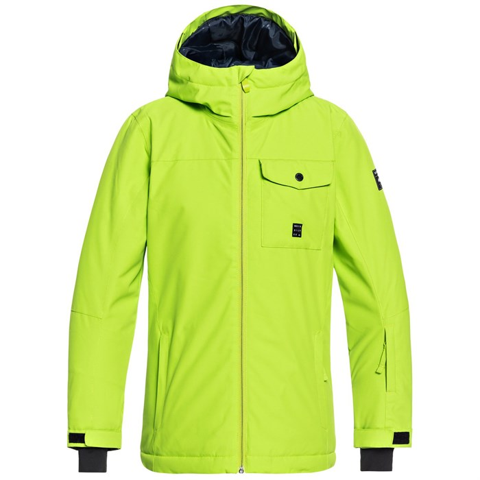 Quiksilver - Mission Solid Jacket - Boys'
