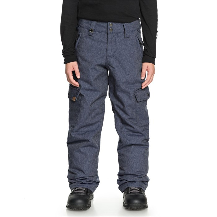Quiksilver - Porter Denim Pants - Boys'
