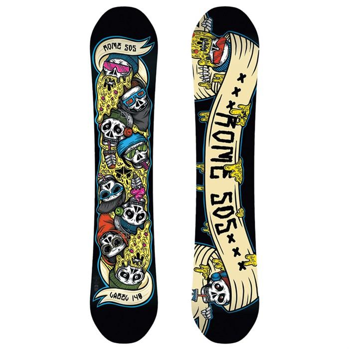 78df74b0f Rome Label Snowboard - Boys  2018