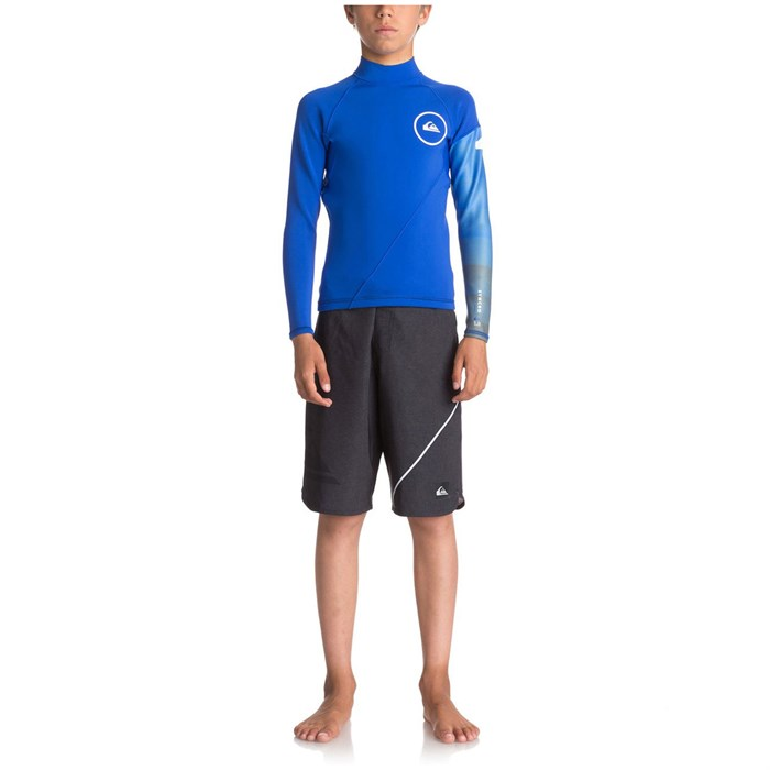 Quiksilver - 1mm Syncro New Wave Long Sleeve Jacket - Boys'