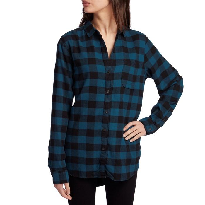 Woolrich - Eco Rich Pemberton Boyfriend Shirt - Women's