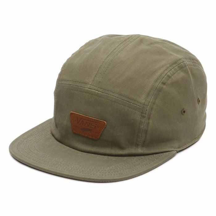 dc421fb57da Vans - Mini Full Patch 5-Panel Camper Hat ...