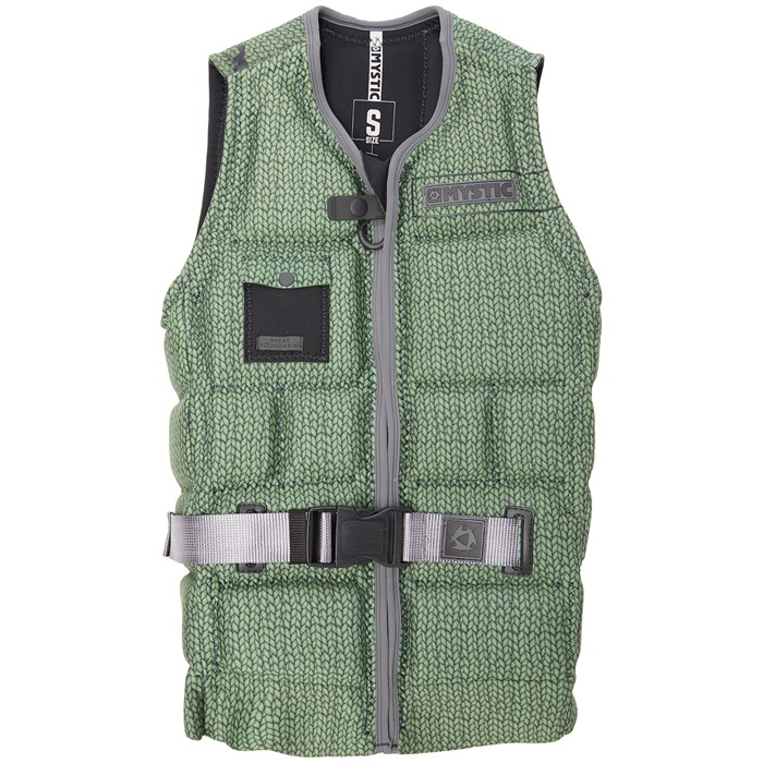 Mystic - Break Boundaries Impact Wake Vest 2018