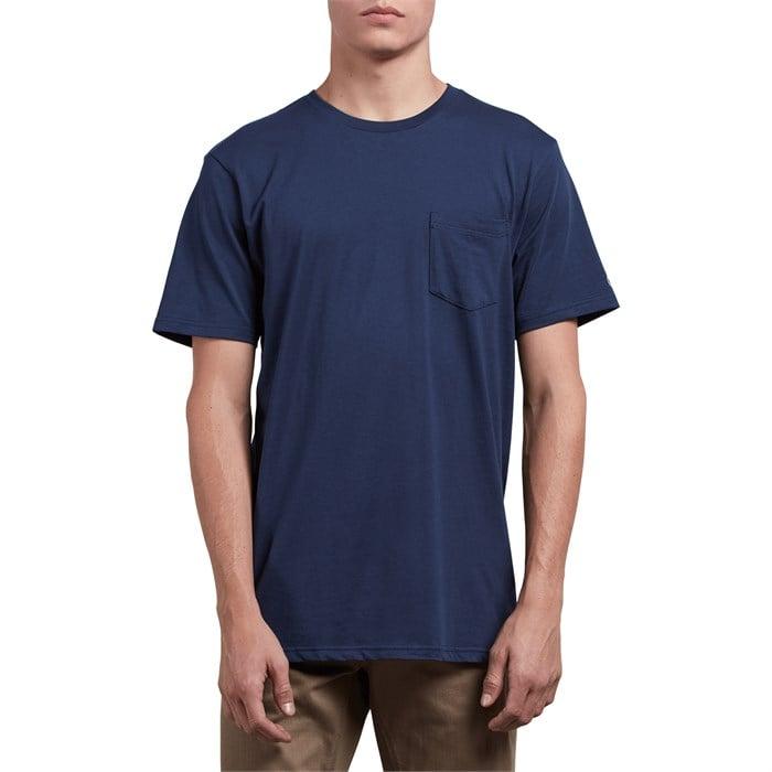 Volcom - Solid Pocket T-Shirt