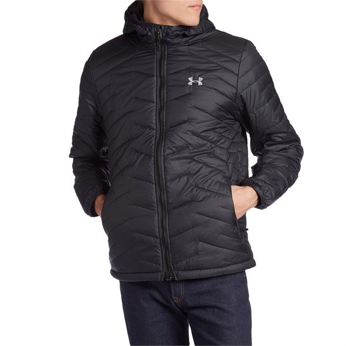unique design save up to 80% durable service Under Armour ColdGear® Reactor Hooded Jacket
