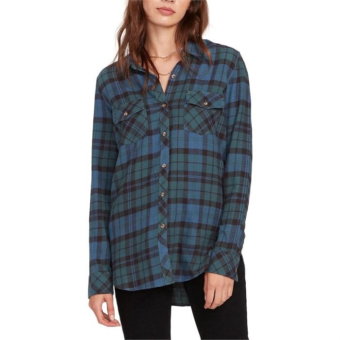 Volcom - Getting Rad Plaid Shirt - Women's