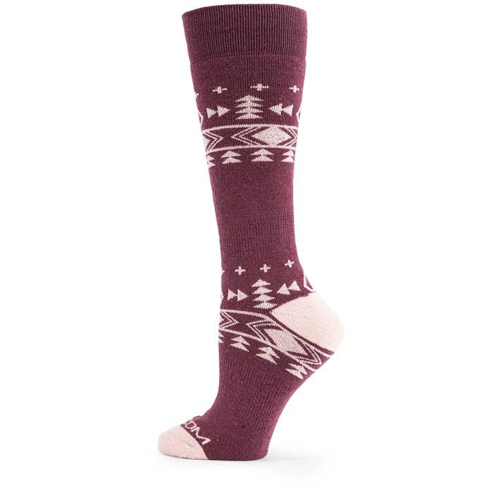 Volcom - Tundra Tech Snowboard Socks - Women's