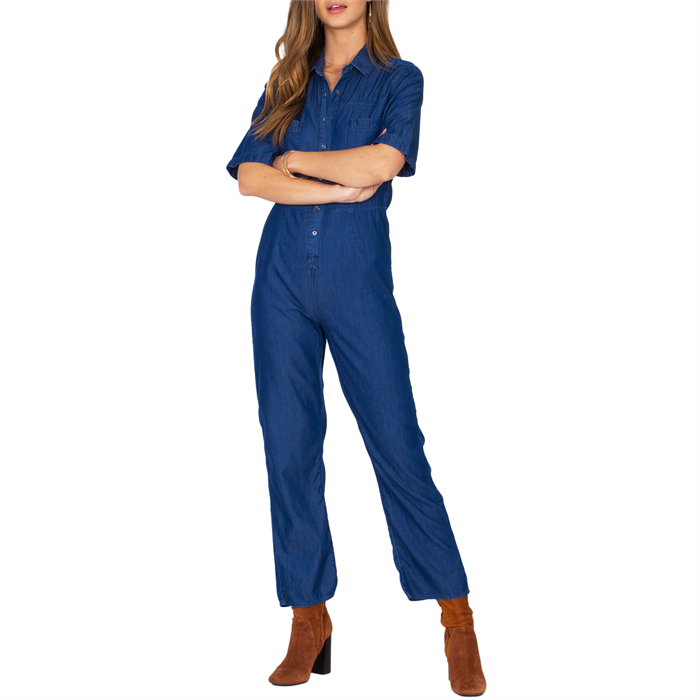 Amuse Society - Jump For Love Jumpsuit - Women's
