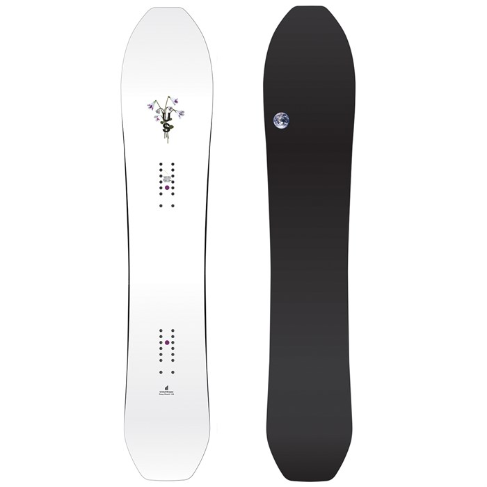 United Shapes - Deep Reach Snowboard - Spring Release 2018