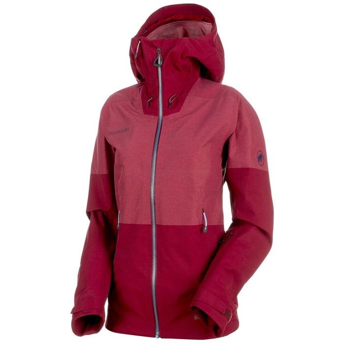 Mammut - Alvier Armor HS Hooded Jacket - Women's