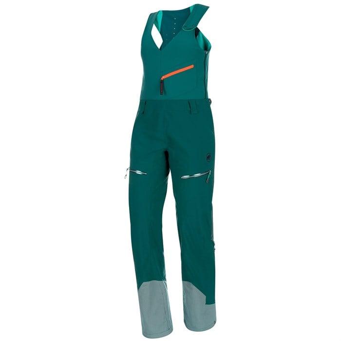 Mammut - Alvier HS Soft Bib Pants - Women's