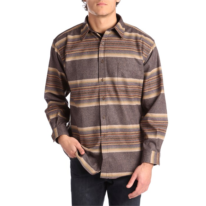Pendleton - Lodge Striped Shirt