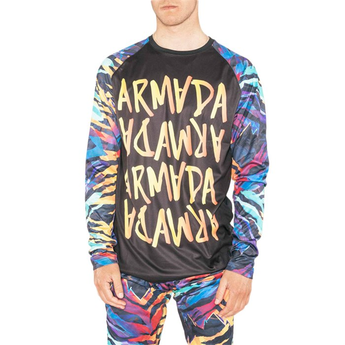 Armada - Contra Crew L/S Baselayer Top