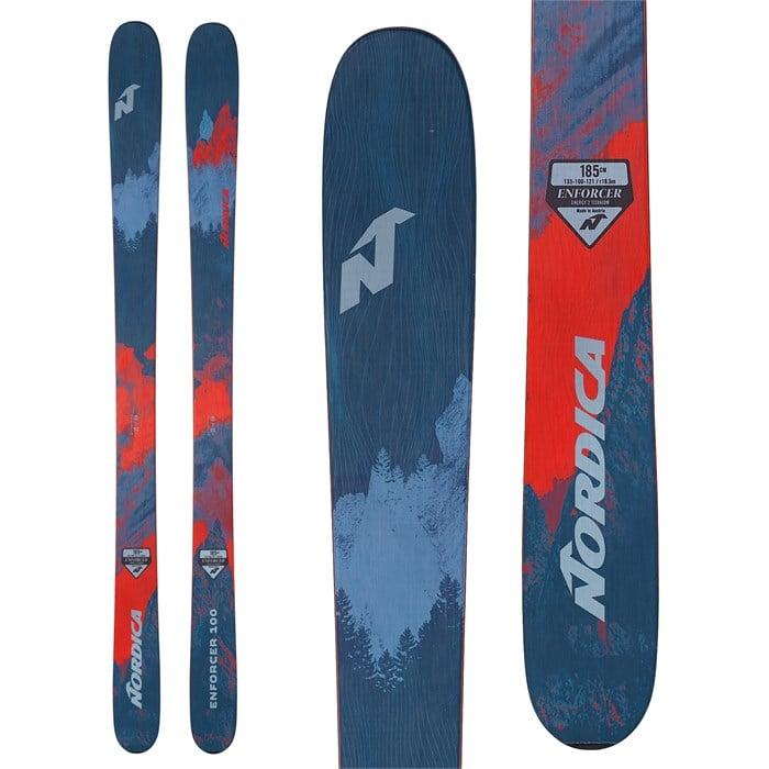 Nordica - Enforcer 100 Skis 2019